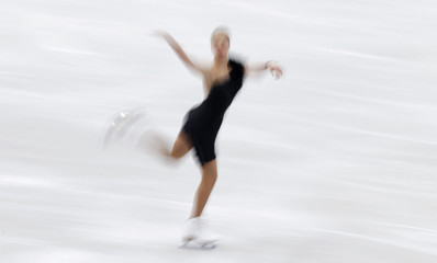 Figure Skating - ISU European Championships 2017 - Ladies Short Program