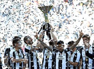 Juventus v Crotone - Serie A