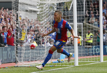 Crystal Palace v Stoke City - Barclays Premier League