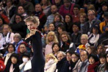 Figure Skating - ISU World Figure Skating Championships - Mens Free Skate Program - Boston, Massachusetts, United States