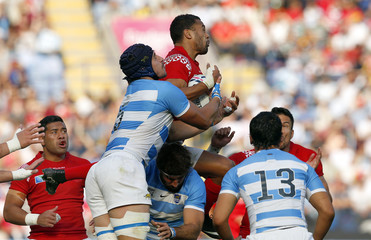 Argentina v Tonga - IRB Rugby World Cup 2015 Pool C