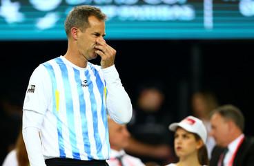 Tennis - Croatia v Argentina - Davis Cup Final
