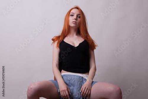 Naked girl materbating in bed