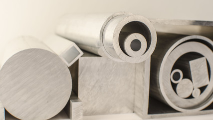 Metal profiles and tubes