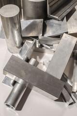 Metal profiles and tubes