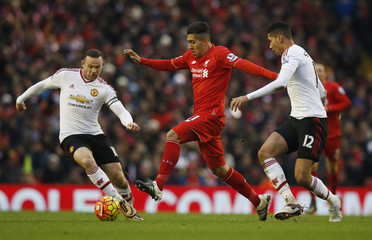 Liverpool v Manchester United - Barclays Premier League