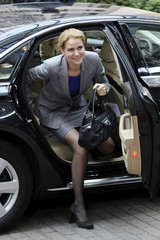 Denmark's Prime Minister Thorning-Schmidt arrives on the second day of a European Union leaders summit in Brussels
