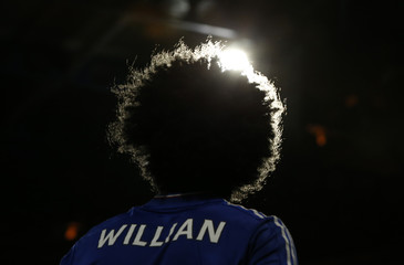Chelsea v West Bromwich Albion - Barclays Premier League