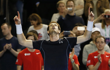 Great Britain v Japan - Davis Cup World Group First Round