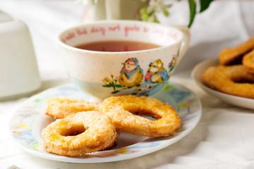 Sour cream cookies..style vintage