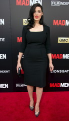 """Jessica Paré attends the """"Mad Men: Live Read & Series Finale"""" held in Los Angeles"""
