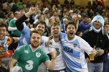 Ireland v Argentina - IRB Rugby World Cup 2015 Quarter Final