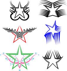 Tattoo Star Symbol