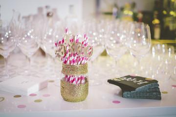 Party Table Allestimento Festa Dettagli