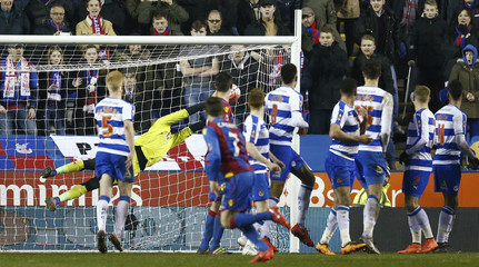 Reading v Crystal Palace - FA Cup Quarter Final