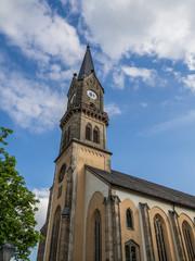 Stadtkirche von Naila