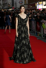 """Cast member Weisz arrives at the Gala screening of the film """"The Lobster"""" during the British Film Institute Film Festival at Leicester Square in London"""