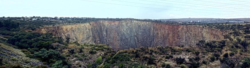 The Cullinan diamond mine