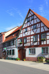 Wall Mural - Street in Germany