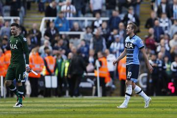 Newcastle United v Tottenham Hotspur - Barclays Premier League
