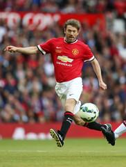 Manchester United Legends v Bayern Munich All Stars