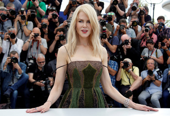 70th Cannes Film Festival - Photocall for the film The Killing of a Sacred Deer in competition