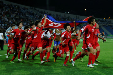 Football Soccer - North Korea vs Japan - U-17 Women's World Cup