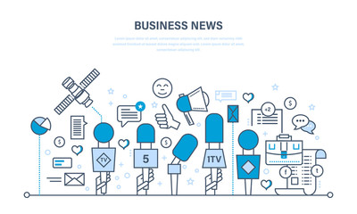 Business news, modern technology, comments, reviews, work with data, analysis.