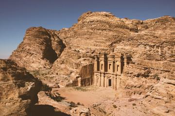 Petra - ancient city..