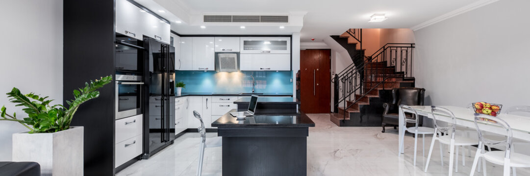 Modern functional interior