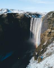 Skogafoss - Icelandic Waterfall