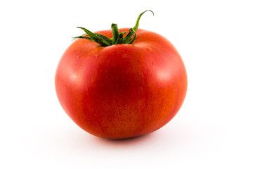 tomato isolated on white background photo. Beautiful picture, background, wallpaper