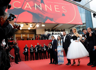 70th Cannes Film Festival - Screening of the film The Killing of a Sacred Deer in competition - Red Carpet Arrivals