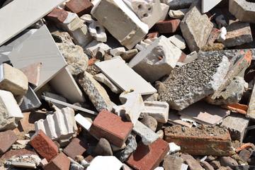 Mineralischer Bauschutt