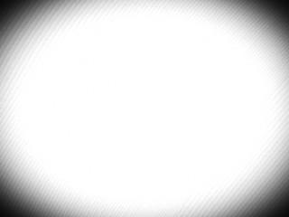 Horizontal black and white vignette bokeh background