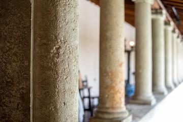 Pillars Standing
