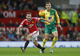 Manchester United v Norwich City - Barclays Premier League