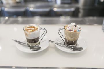 sweet, dolce, cream, dessert, cuisine, delicious, restaurant, food, fruit, italian