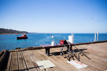 Fishing at Flinders