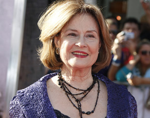 Actress Diane Baker arrives at the opening night gala of the 2011 TCM Classic Film Festival featuring a screening of a restoration of 'An American In Paris' in Hollywood