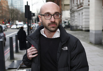 Banker, Carlo Palombo at Westminster Magistrates court in London