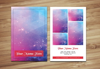 Modeling Business Card Layout 5