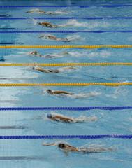 Swimming- European Aquatics Elite Championships- Men's 200m freestyle final.