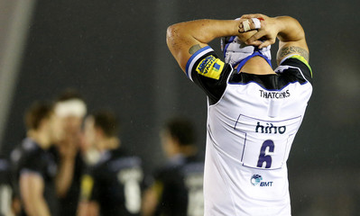 Newcastle Falcons v Bath Rugby - Aviva Premiership