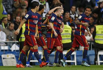 Real Madrid v Barcelona - Liga BBVA