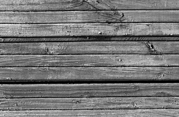 Gray weathered wooden wall texture.
