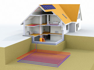 Search photos groundwater for Alternative heating systems for homes