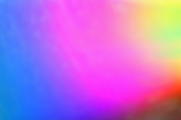 Abstract Color gradation Bokeh for background