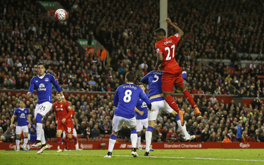 Liverpool v Everton - Barclays Premier League