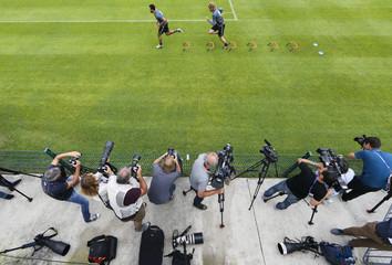 Belgium Training - EURO 2016